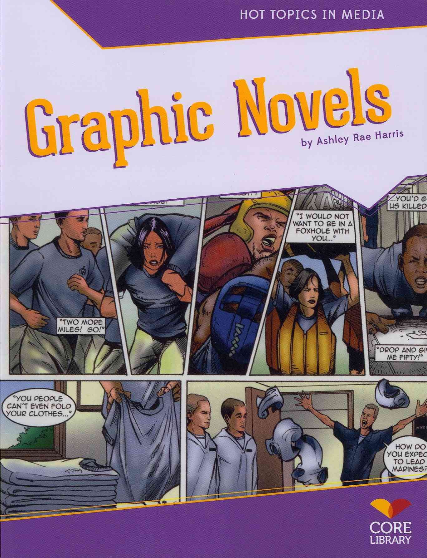 Graphic Novels By Harris, Ashley Rae